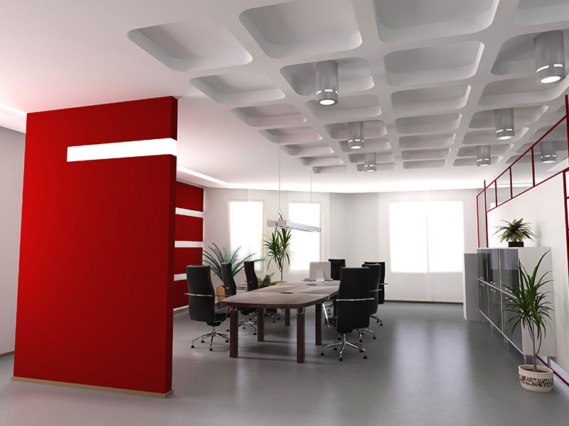 Commercial Office Painting Hilton Head SC